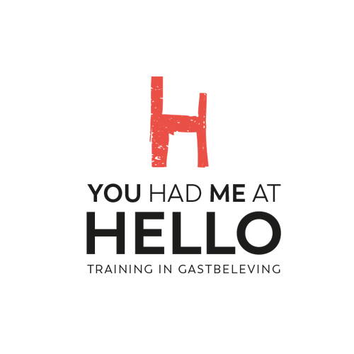 You Had Me At Hello - Training in gastbeleving!